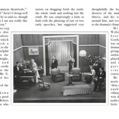 Cumberland Evening Star Review December 1940