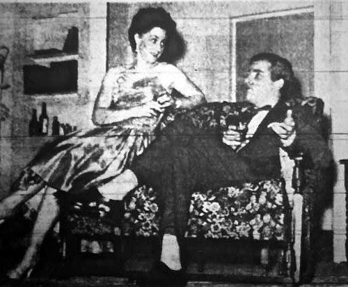 Marjorie Hool And Ken Templeton