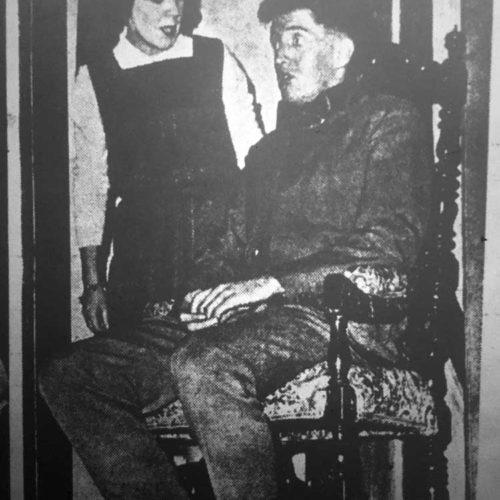 Ida, The Maid Introduces Her Boyfriend Willie