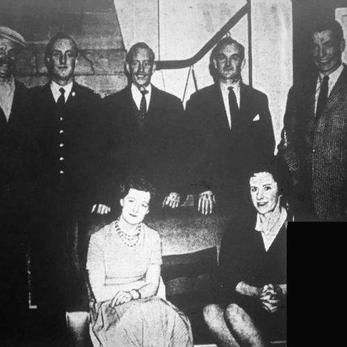The Full Cast Of The Sound Of Murder
