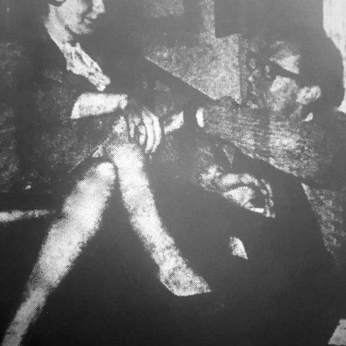 David Rodingham Tête-a Tête With Julia Sturrocks (Muriel Armstrong)