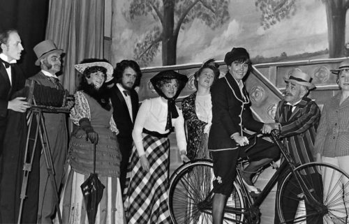 The Cast Of Bicycle Belles