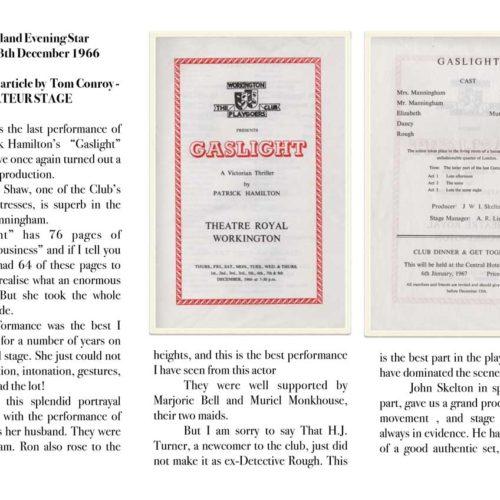 Cumberland Evening Star Review Thursday 8th December 1966