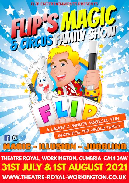 Flip's Magic and Circus Family Show