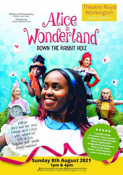 Alice in Wonderland- Down the Rabbit Hole!